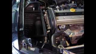 Nockenwellensensor Opel X20XEV wechseln / Reparatur P0340