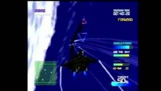 Macross VF-X 2 PlayStation Gameplay_1999_05_27