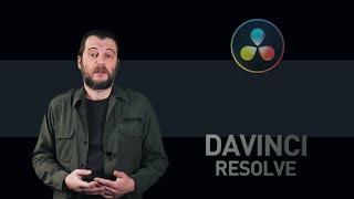 DaVinci Resolve уроки: изменение скорости клипа / как ускорить и замедлить видео, стоп-кадр