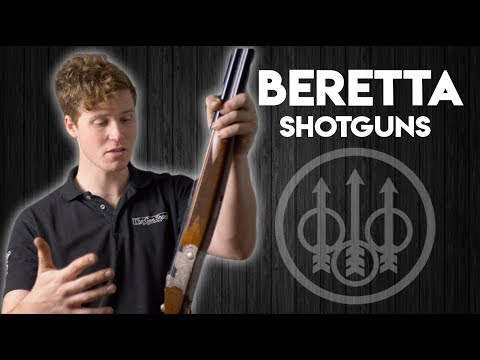 Everything You Need to Know About Beretta Shotguns