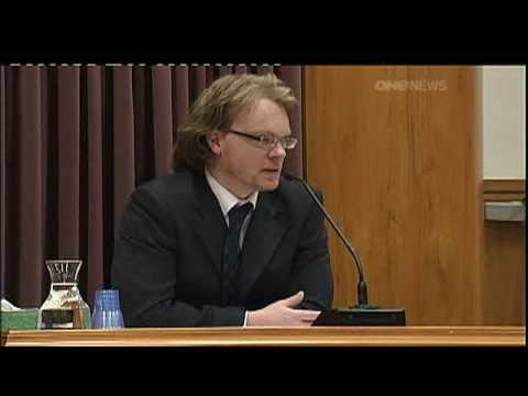 Weatherston takes the stand at murder trial News Video