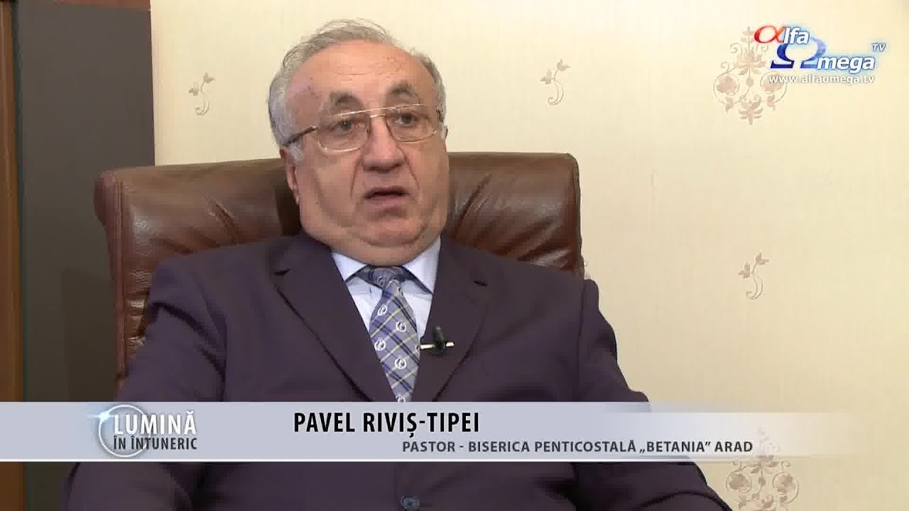 Pavel Rivis-Tipei - Despre rolul si identitatea Bisericii si raportarea ei la stat