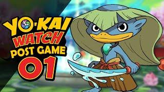 Yo-Kai Watch Extra - Episode 1   Rank S Challenge!