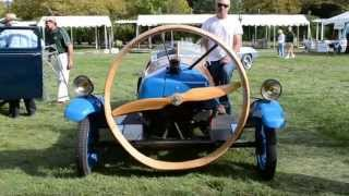 Helichron Propeller Car at Dayton Concours d