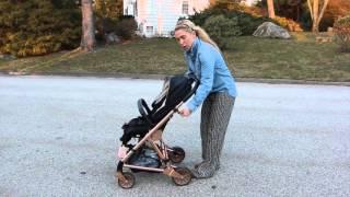 Mamas & Papas Urbo 2 Stroller Review - Rose Gold