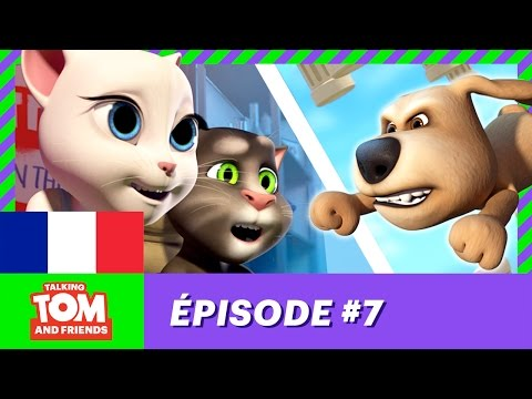Talking Tom and Friends - Le meilleur score de Ben (Épisode 7)