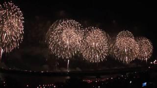 長岡まつり大花火大会 スーパーフェニックス HD