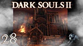 Dark Souls II #28 Vom Eisenschloss ins Loch [Blind/Deutsch/Let