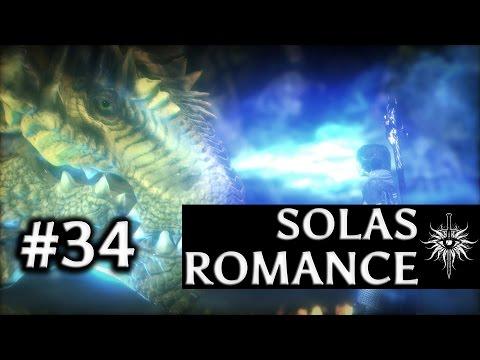 Dragon Age: Inquisition - Solas Romance - Part 34 - Staring down a dragon