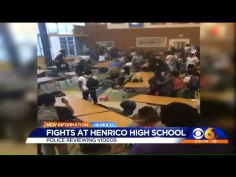 WATCH: Fights at Varina High School causes lockdown