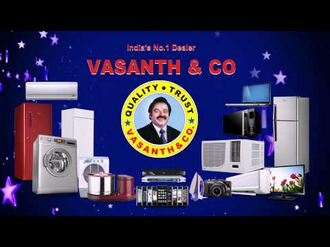 vasanth & co ad