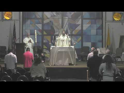 Saint Dominic Catholic Church // 5-23-20 6:00PM Mass (Español)