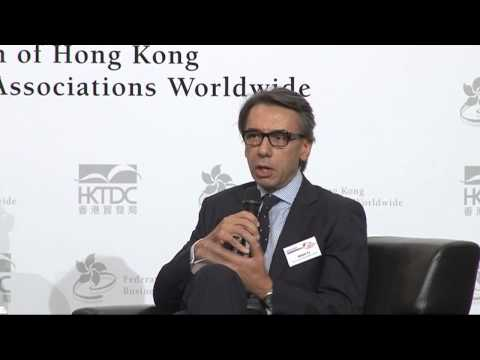 Luncheon Dialogue: the Business of Lifestyle and Culture - Alain Li