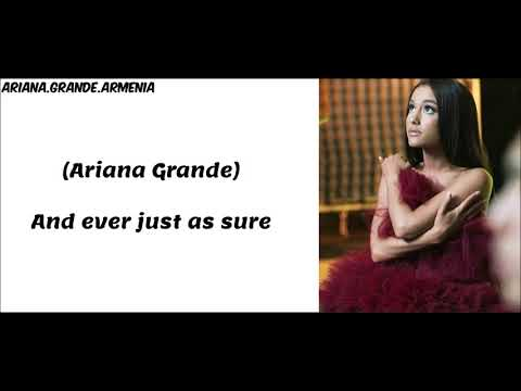 Ariana Grande & John Legend – Beauty And The Beast (Lyrics & Pictures)