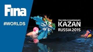 16th FINA World Championships - Kazan 2015 (teaser)