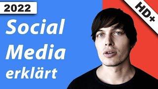 Social Media einfach erklärt in wenigen Minuten