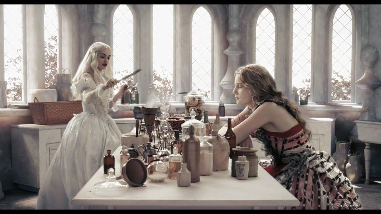 Alice in Wonderland: Potion Making - YouTube