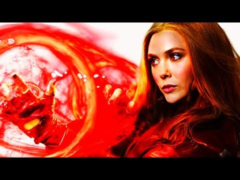 MARVEL Confirms Scarlet Witch Is About to Become A LOT MORE POWERFUL
