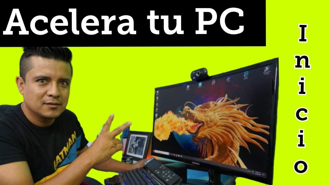Pc Tarda Mucho En Iniciar Windows 10 7 8 Computadora Lenta