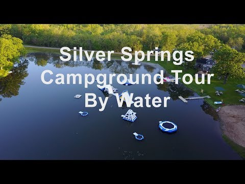 Silver Springs Campground Tour By Water