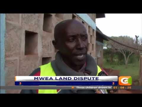 Mwea Land Dispute