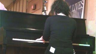 Incredible Piano from Shaye Cohn of Tuba Skinny