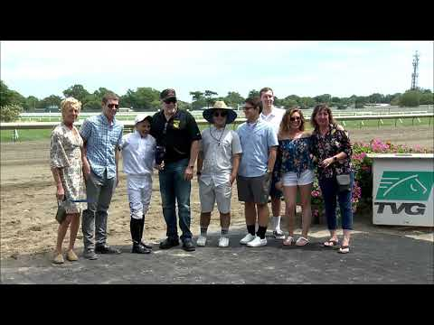 video thumbnail for MONMOUTH PARK 8-10-19 RACE 2