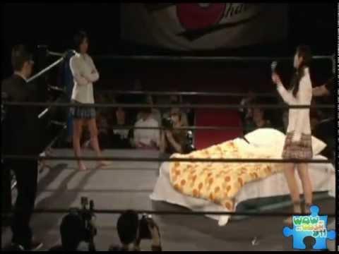 Catfight jap wrestle