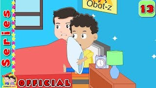 #13 Nonton Film#Said dan Mauza Ketakutan - Jamal Laeli Series Official