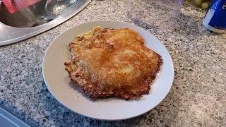 Swedish Cooking - Potato Pancake (raggmunk)