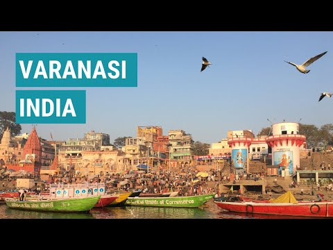 Varanasi, India with Encounter Travel