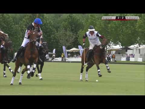 XI World Polo Championship - Group B - England vs New Zealand
