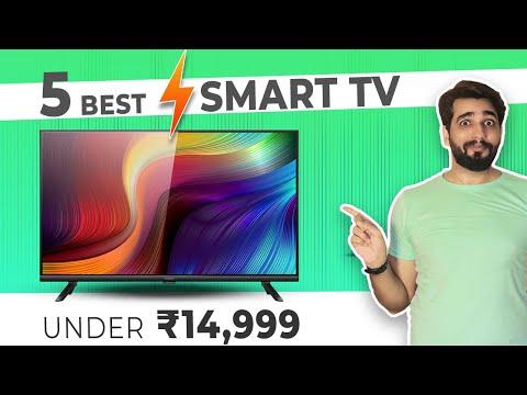 Smart TV under 15000 in 2021   Top 5 Smart TV under 15000   Hindi