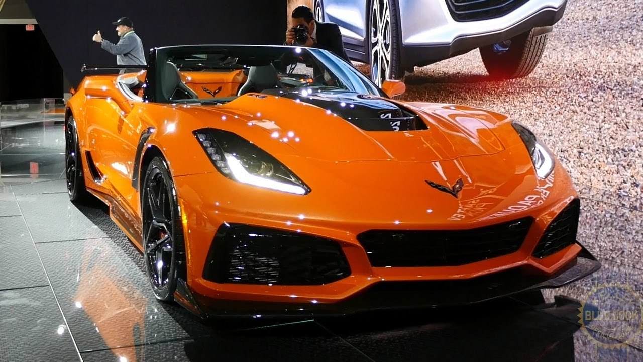 2019 Chevrolet Corvette Zr1 Convertible 2017 Los Angeles Auto Show