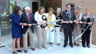 bhc health sciences ribbon cutting sept15