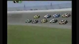 Dale Earnhardt Final Moments