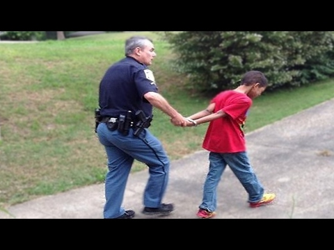 Thumbnail: Little kid gets arrested! MUST WATCH!!!