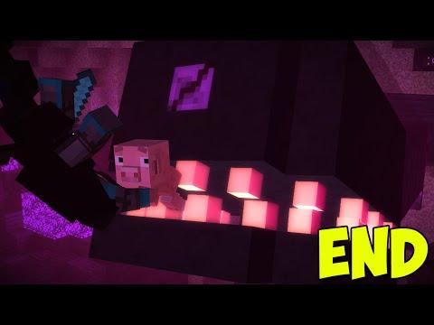 Minecraft Story Mode: Episode 4 - REUBEN KILLED IN FIGHT?!? - ENDING