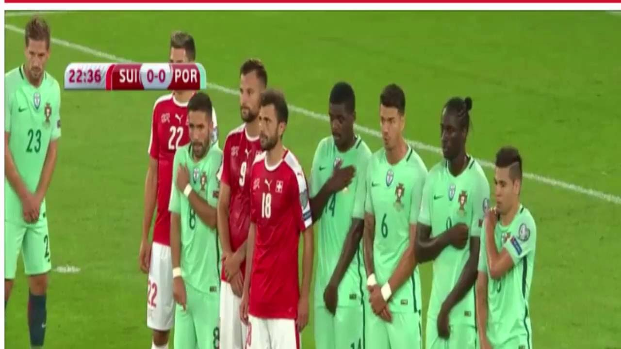 switzerland vs portugal  u2013 highlights  u0026 full match