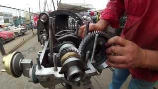 Restauracion Motor Vw Boxer Desde Cero. Vw Engine Full Repair
