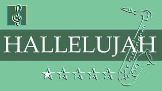 Alto Sax & Guitar Duet - Hallelujah - Shrek - Pentatonix (Sheet music - Guitar chords)