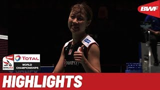 TOTAL BWF World Championships 2019 | Semifinals WS Highlights | BWF 2019