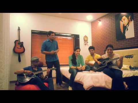 Gaye kyun. .. (7chords music academy X students)