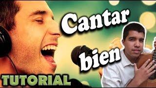Cómo CANTAR MEJOR | Clases de canto | Jorge Mendoza
