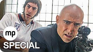 DER SPION UND SEIN BRUDER Trailer & Clips German Deutsch (2016) Grimsby