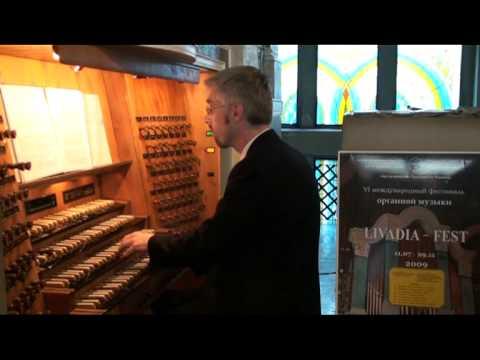 J.S.Bach. Trio-Sonate №5 C-dur. 3.Allegro