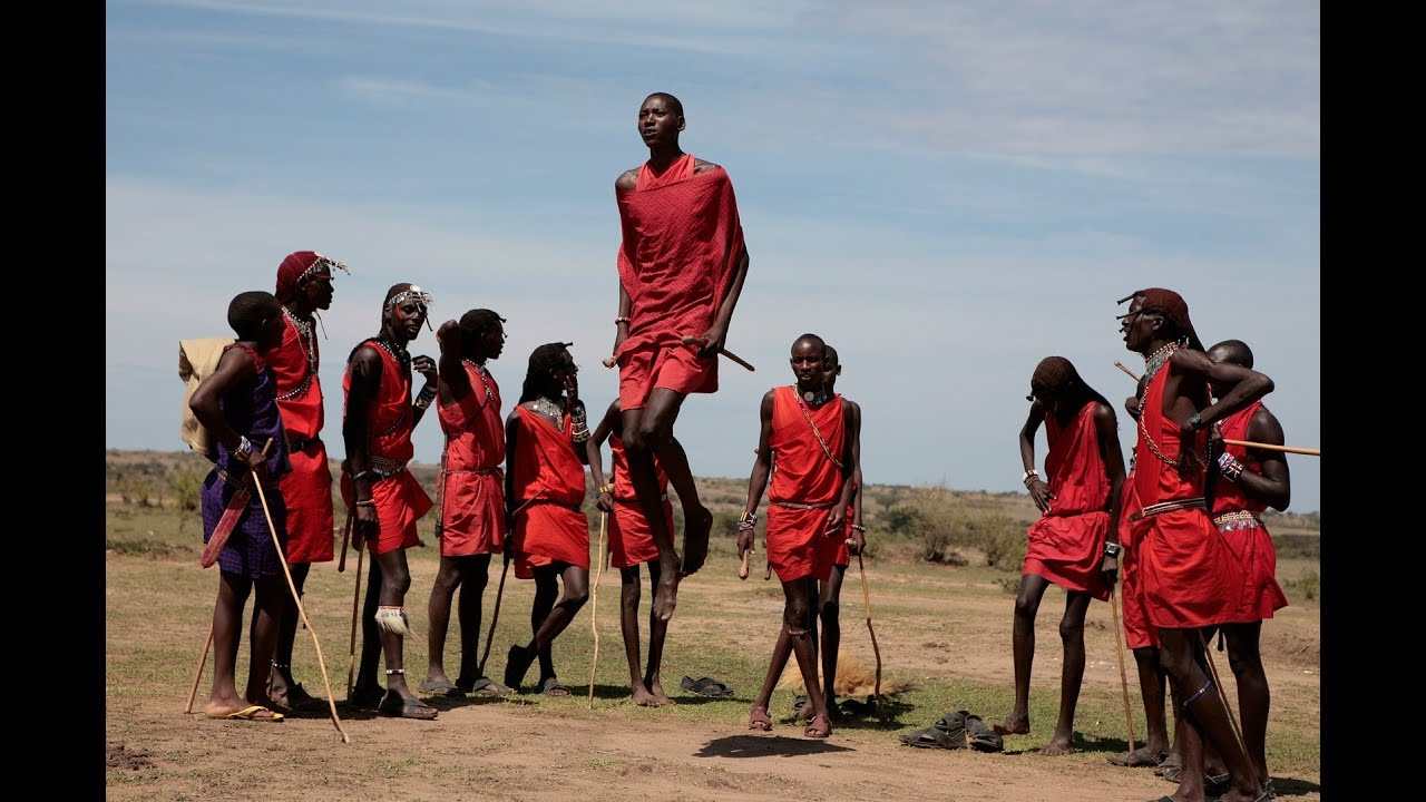 massai mara tribe, best travel destinations 2016