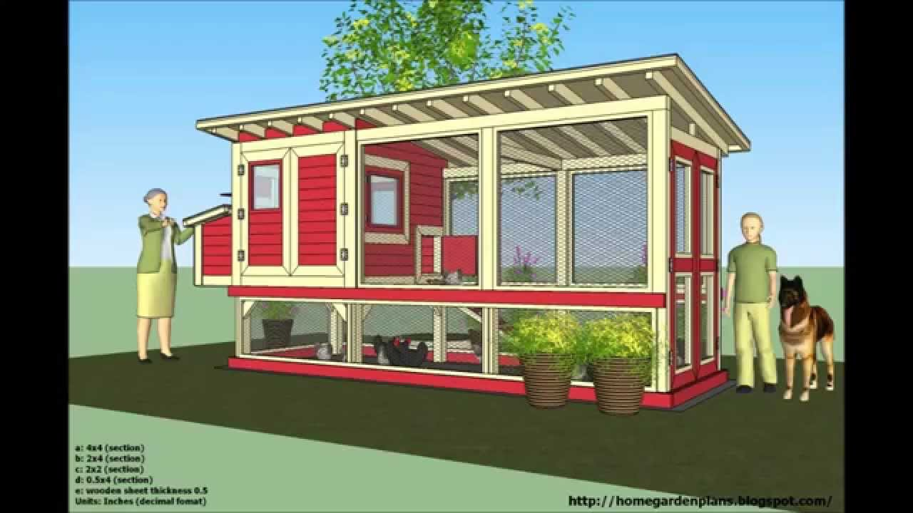 Poultry Farm House Designs - How To Build A Chicken Coop Out Of Pvc Pipe