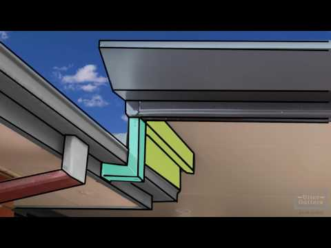 How to attach a patio or verandah to a house
