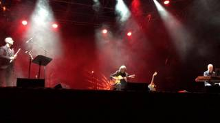Steve Hackett - House Of The Faun (new piece) Forte Dei Marmi 16 July 2016(, 2016-07-19T21:09:02.000Z)